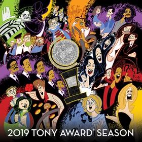 The 2019 Tony Awards Season Album cover