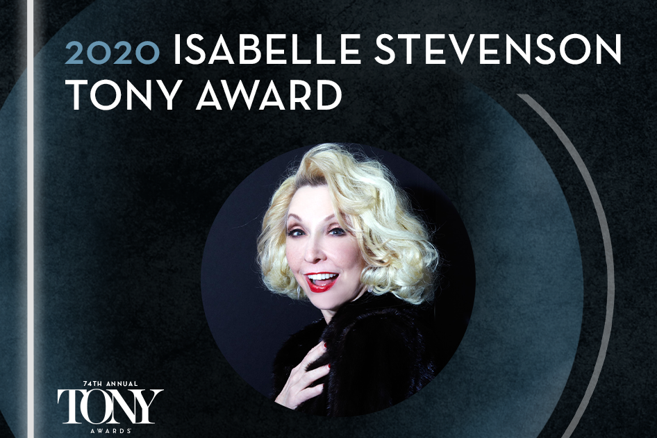 Julie Halston will receive the 2020 Isabelle Stevenson Tony Award. Photo by Bill Westmoreland.
