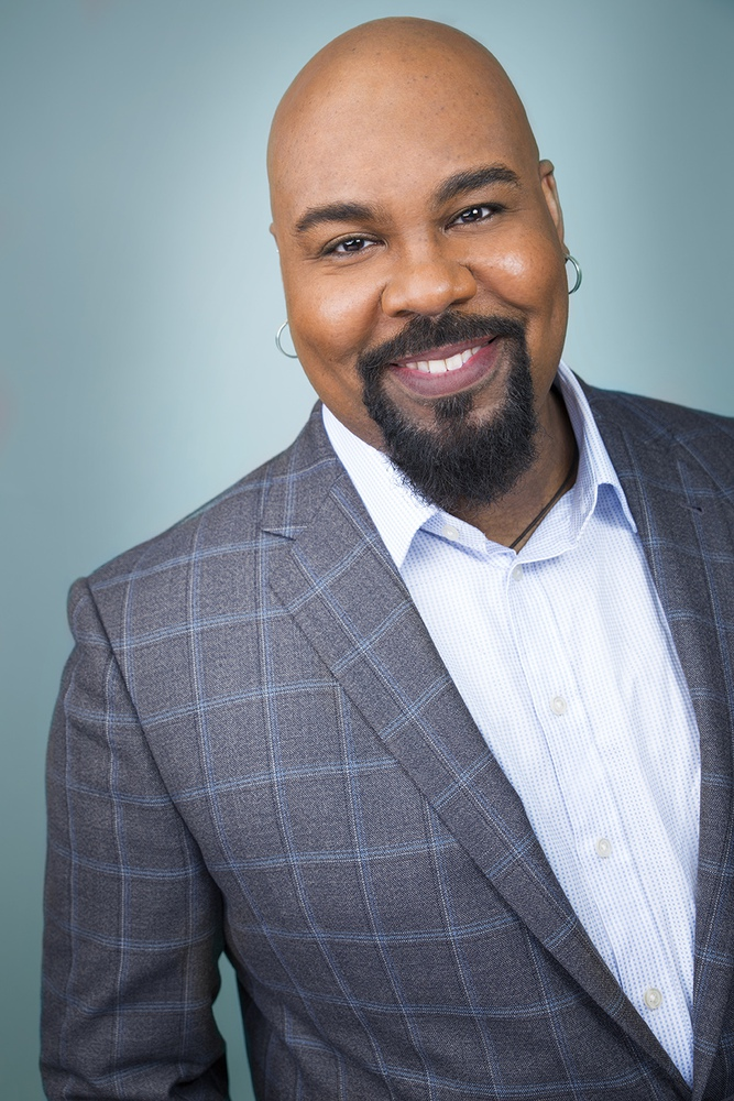 Tony Award-winner James Monroe Iglehart