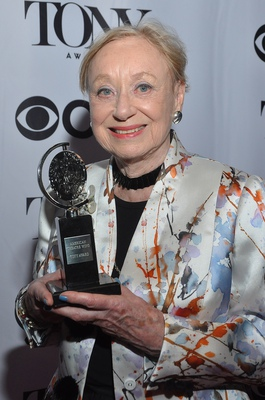Winner Jane Greenwood at the 2017 Tony Awards.