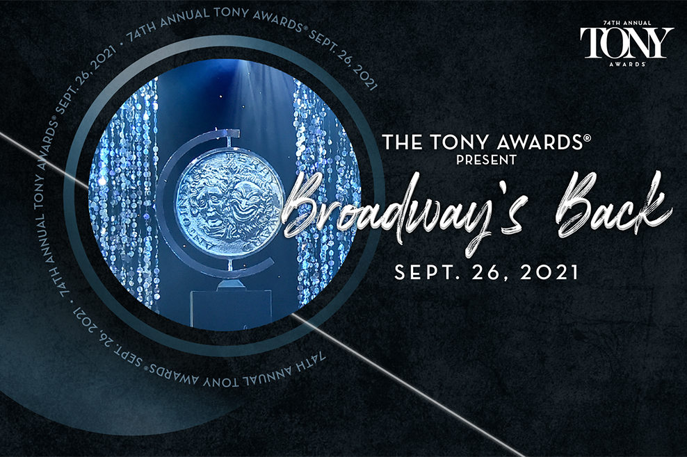 Info about the 74th Annual Tony Awards, September 26, 2021