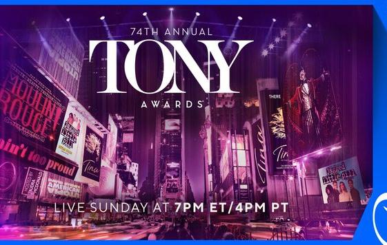 74th Annual Tony Awards on Paramount+