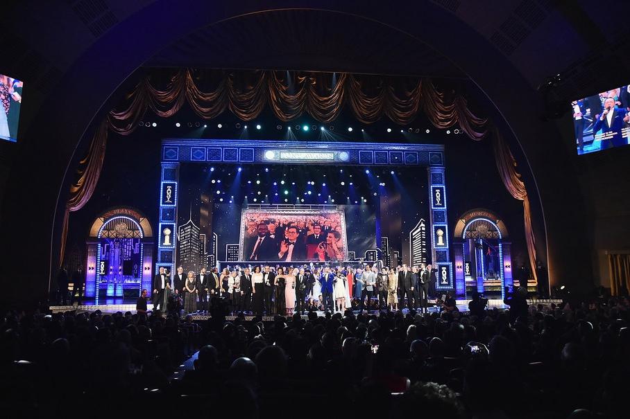 The 2017 Tony Awards at Radio City Music Hall on June 11, 2017 in New York City.