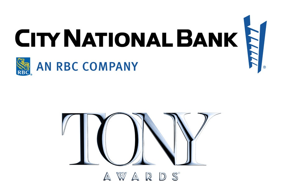 City National Bank, America's Premier Private and Business Bank®, returns as the official bank of the Tony Awards under a new five-year sponsorship agreement.