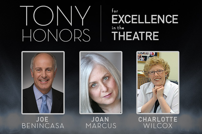 Tony Honors for Excellence in the Theatre 2014