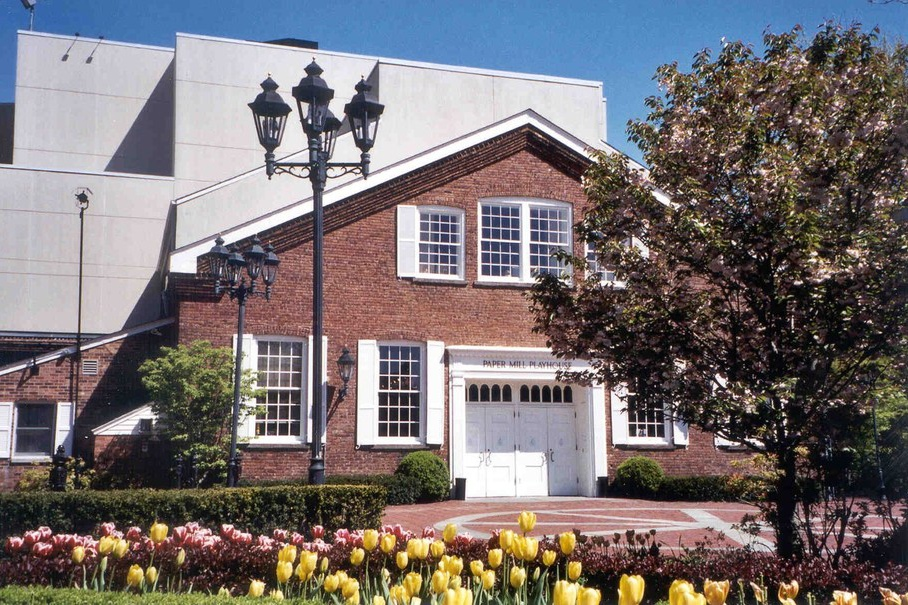 The 2016 recipient of the Regional Theatre Tony Award will be Paper Mill Playhouse in Millburn, New Jersey.
