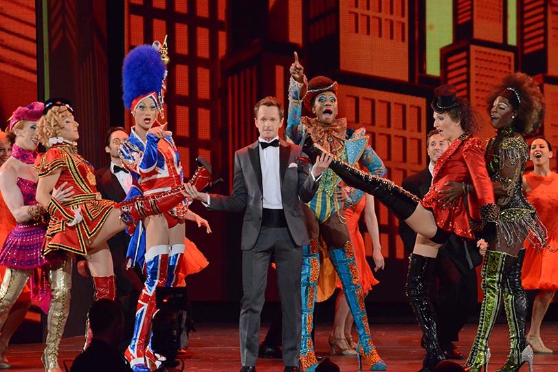 Tony Awards Ceremony opening number