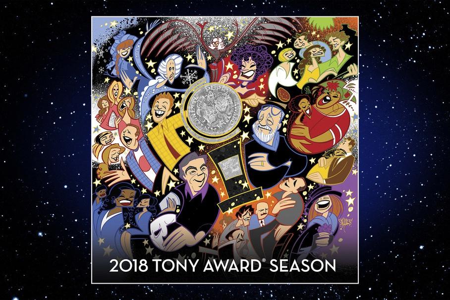 2018 Tony Awards Season Album