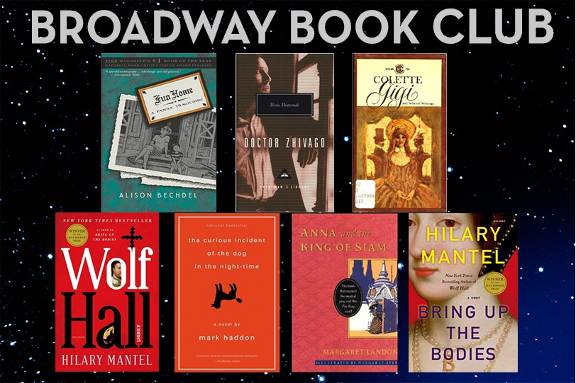 This Broadway season has been full of page-to-stage adaptations. Read the books and see the shows!