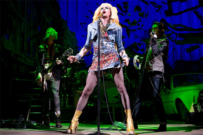 Neil Patrick Harris in Hedwig and the Angry Inch.