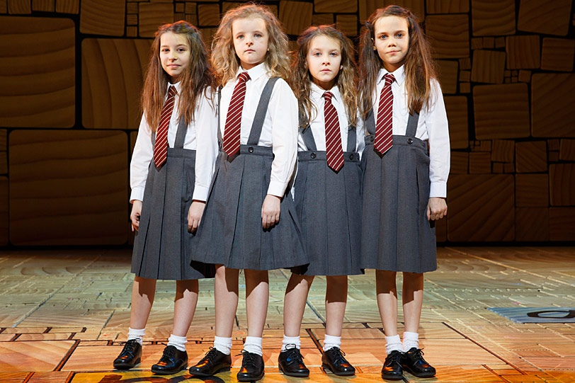 Four Matildas