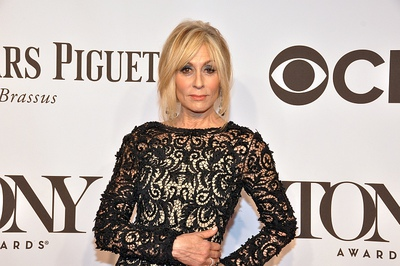 Two-time past Tony Award-winner and Carnegie Mellon University alumna Judith Light on the Audemars Piguet Red Carpet at the 2014 Tony Awards.