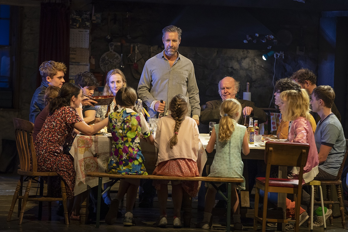The company of The Ferryman