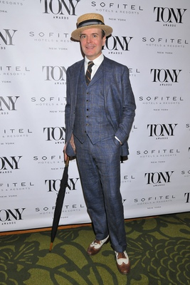 Jefferson Mays attends the Tony Honors Cocktail Party Presenting The 2017 Tony Honors For Excellence In The Theatre And Honoring The 2017 Special Award Recipients - at Sofitel Hotel on June 5, 2017 in New York City.