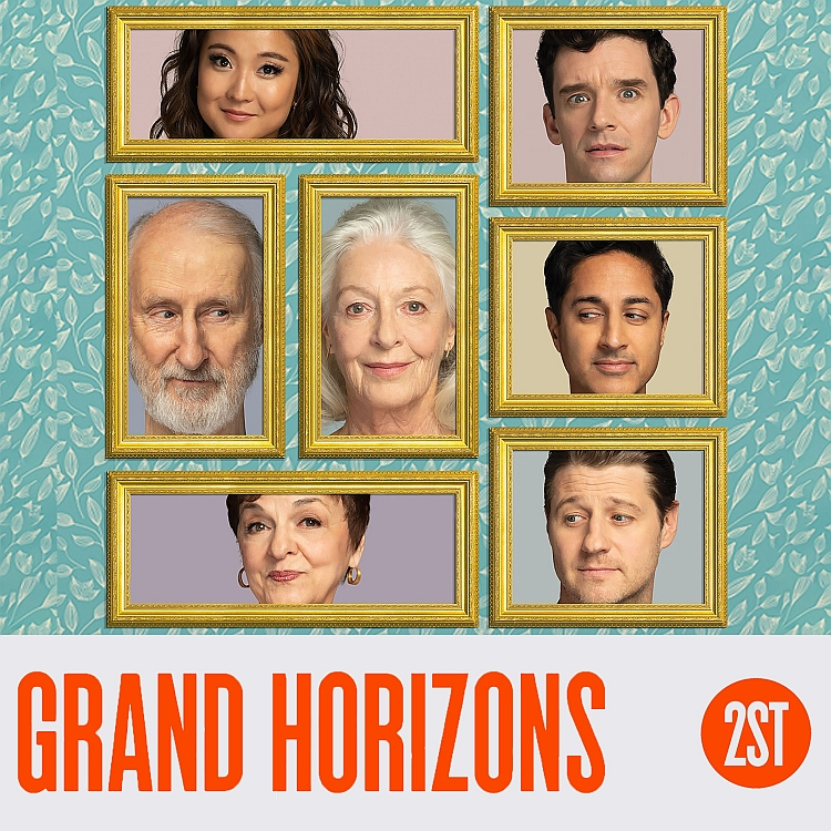 Grand Horizons by Bess Wohl